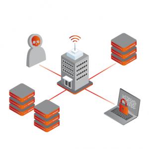 Test d'intrusion depuis le réseau interne